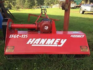 Hanmey Flail mower/mulcher Clarence Town Dungog Area Preview
