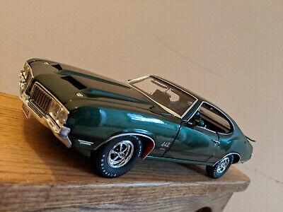 Acme Die-cast 1:18 New 1970 Oldsmobile 442 W-30