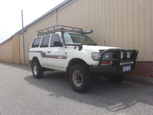 80 series Landcruiser 1hz