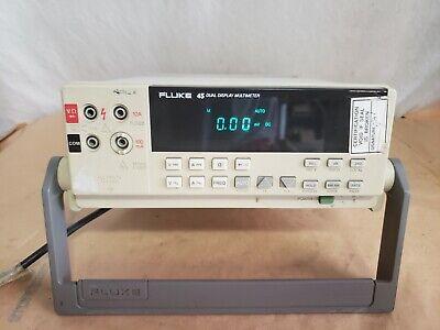 Fluke Model 45 Dual Digital Display Multimeter Unit 3