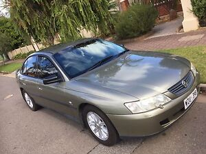 HOLDEN COMMODORE EXECUTIVE 2002 Glenelg Holdfast Bay Preview