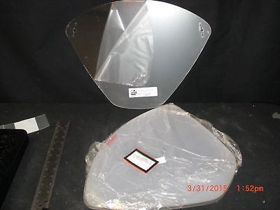 Hardware  Face Shield Pkg 10 Replacement Visor/helmet Intel 016464-00 Acid Resis
