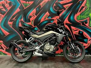 NEW ABS 2020 CFMOTO 300NK WITH LCD SCREEN & ABS Coburg Moreland Area Preview