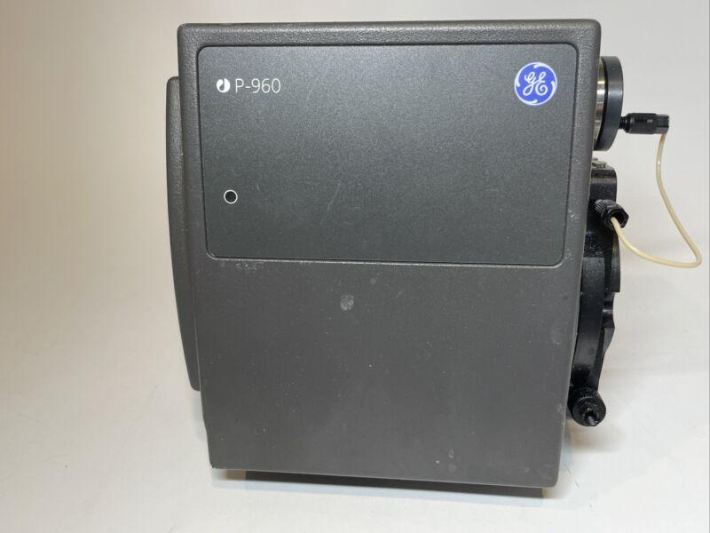 GE AKTA HPLC Chromatography Sample Pump P-960 Amersham Pharmacia Great Condition