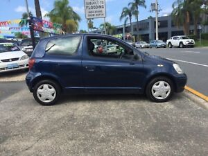 2003 TOYOTA ECHO HATCH, rego, rwc, manual, low kms, CHEAP! Nerang Gold Coast West Preview