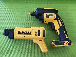 DeWalt DCF620KN-XE 18V BRUSHLESS Collated Drywall Screwdriver Brunswick East Moreland Area Preview