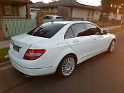 Mercedes Benz C280 2008 AUTO with RWC West Footscray Maribyrnong Area Preview