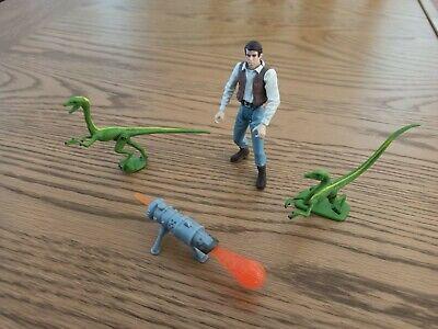 Jurassic Park 3 Action Figures Bundle