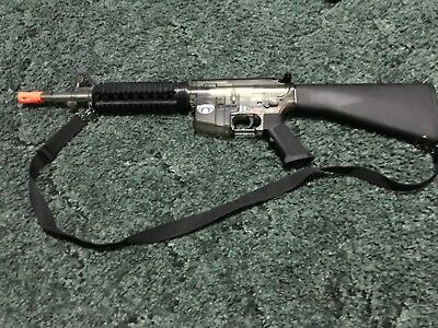 Airsoft Blackwater BW15 RIS Electric Gun Prop (M16)