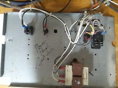 Vendo Soda Vending Machine 540 Vmax Control Panel
