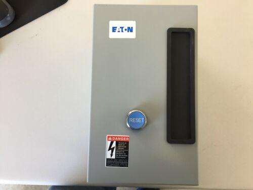 EATON ECN0501AAA MAGNETIC MOTOR 120 VOLT COIL STARTER