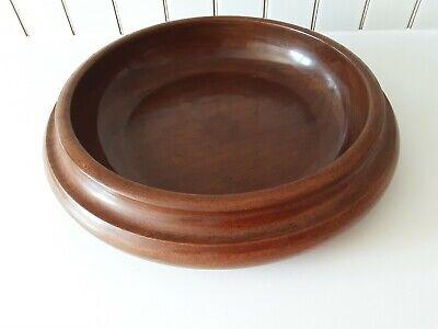 Wooden Bowl Fruit Bowl