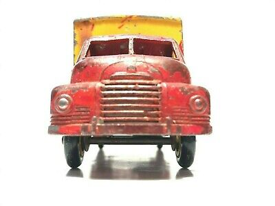 🚚 Vintage 1950s DINKY SUPERTOYS BIG BEDFORD HEINZ VAN Lorry Truck Model No. 923