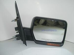 right passenger side power heated signal mirror 2004 2005. Black Bedroom Furniture Sets. Home Design Ideas