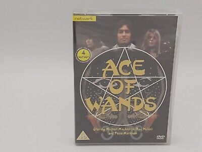 Ace Of Wands DVD 4-Disc Box Set - Brand New and Sealed