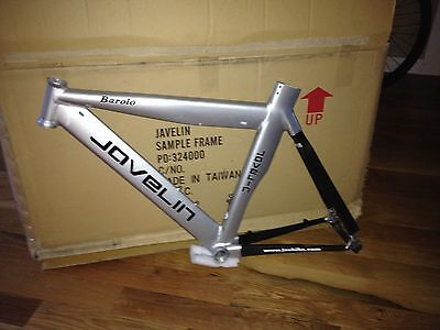 NEW Javelin Barolo 650c Frame // 51 cm - Aluminum/Carbon Triathlon TT Bike