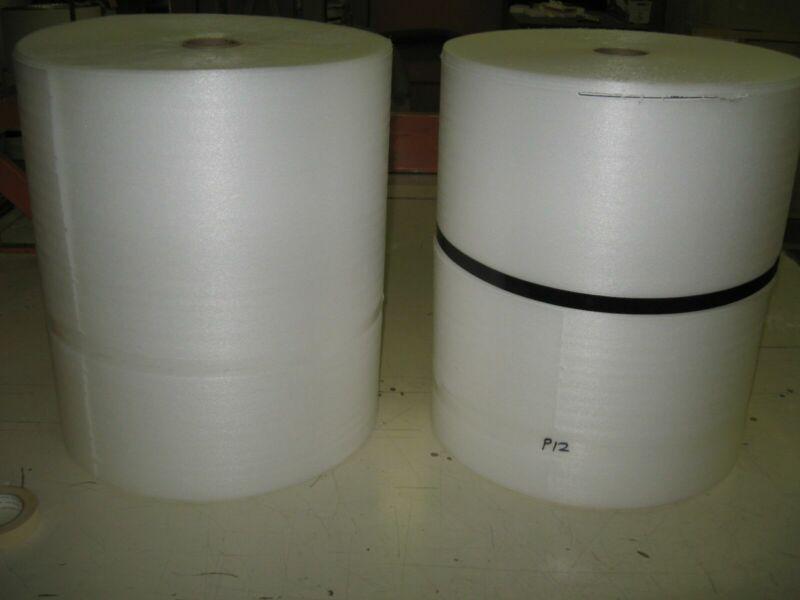 """1/32"""" PE Foam Wrap Packaging Rolls - 24"""" X 2000"""