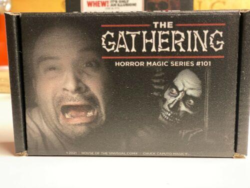 THE GATHERING! Horror Magic Deluxe Line #ChuckCaputoMagic®