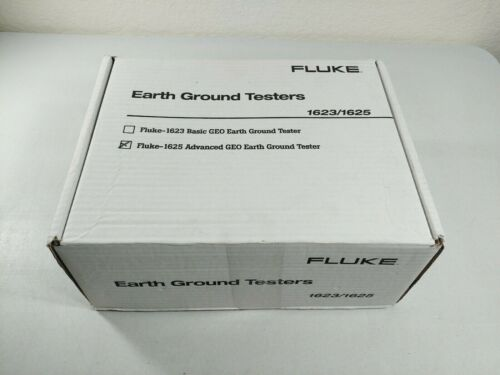 Fluke 1625-2 Advanced Geo Earth Ground Tester