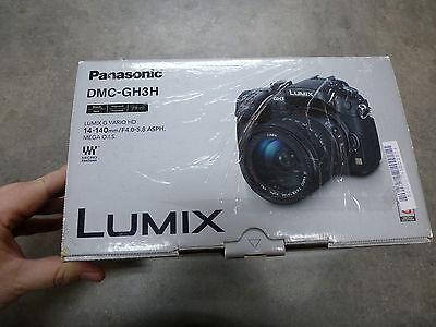 Panasonic GH3H + Obj 14-140mm (Hors service )