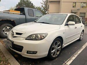 2009 Mazda 3.  Only 95k!!!!