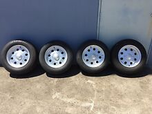 Center line billet wheels. Carrum Downs Frankston Area Preview