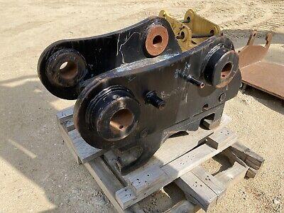 Hill Caterpillar Cat 345 345b 345c 350 350l Excavator Hydraulic Quick Coupler
