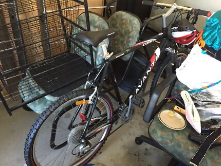 Avanti Ventura comp push bike Molendinar Gold Coast City Preview