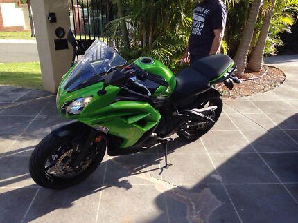 2012 Kawasaki Ninja 650L - Low K's - Quick sale Carindale Brisbane South East Preview