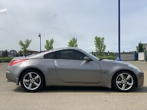 2007 Nissan 350Z HR 6 Speed Manual (Accident free+ inspected)