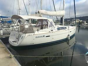 Beneteau 40ft Oceanis Sail Boat Safety Beach Mornington Peninsula Preview