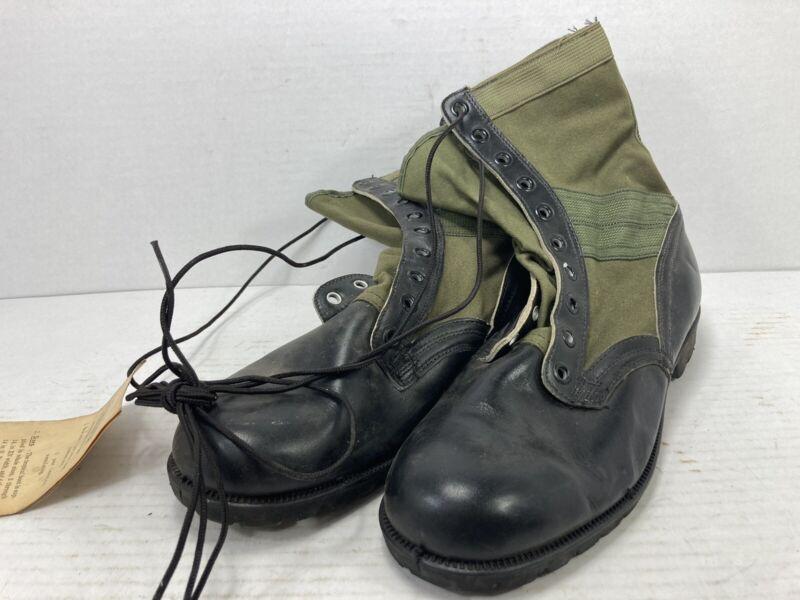 Vietnam Jungle Boots 3rd pattern Vibram 12 Narrow
