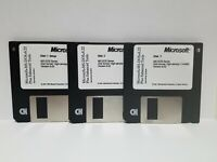 NEW SEALED W// COA FAST SHIPPING NEW VINTAGE Microsoft MS-DOS 6.22 Full Version