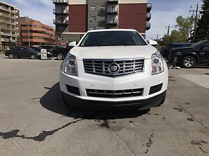 Lease take over!2016 Pearl white luxury Cadillac SRX!$500/ month