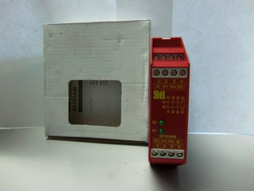 New STI SR103AM02 Solid State Relay 44510-1032 NIB
