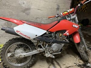 Honda xr80 ~ Great starter bike for spring!!