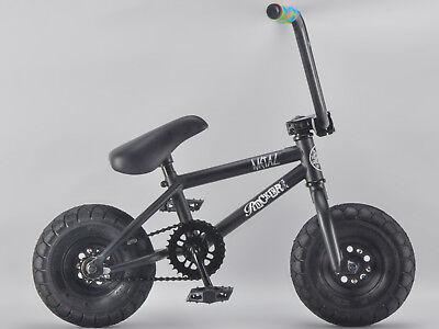 *GENUINE ROCKER - NOT COPY* - METAL iROK+ BMX RKR Mini BMX Bike