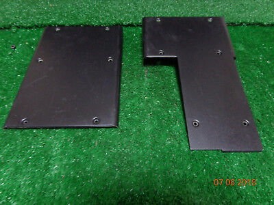 Kenwood Tk-5710 Tk-790h Tk-890 Tk-690 100 Watt Radio Top And Bottom Plate Covers