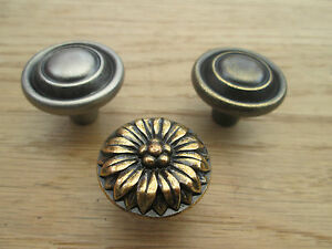 iron decorative cupboard kitchen drawer cabinet door pull handle knob