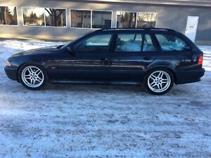 2000 BMW 528iT Wagon, Automatic
