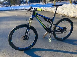 Rocky Mountain Altitude 750 MSL carbon A1