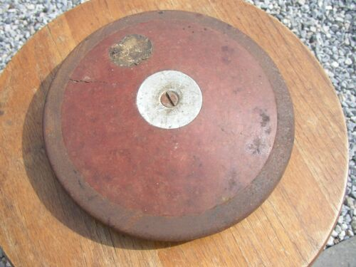 Discus, vintage, made in England