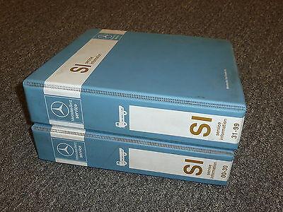 Mercedes Benz Unimog L1117 L1319 Service Bulletins Manual OM366LA OM429LA OM352