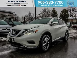 2017 Nissan Murano NAV, HEATED SEATS, BACK UP CAM, BLUETOOTH