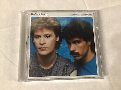 Hall & Oates - The Very Best Of Daryl Hall and John Oates [New