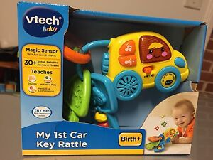 Vtech First Car Key Rattle Beaumont Hills The Hills District Preview