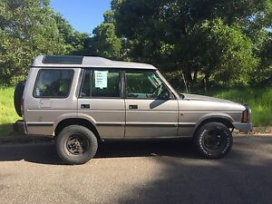 1993 Land Rover Discovery Wagon Dromana Mornington Peninsula Preview