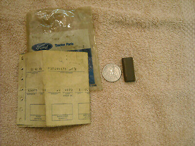 Original Oem Ford Fdt14487b Wire Connector Used On 1939 Thru 1964 Tractors