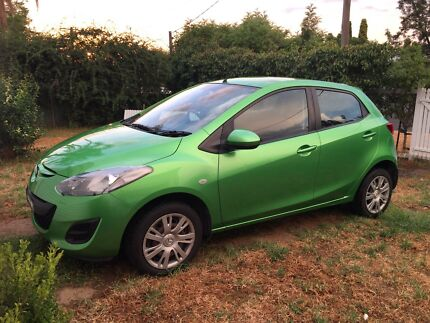 2011 Mazda 2 Tamworth Tamworth City Preview