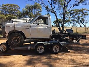 Project in the Making Ford F100 Gnowangerup Pallinup Area Preview
